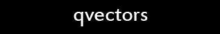 Vetor: QVectors